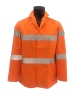 VESTE HOMME ORANGE