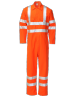Combinaison HV orange
