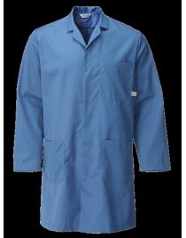 Blouse Anti-Statique (ESD) bleu