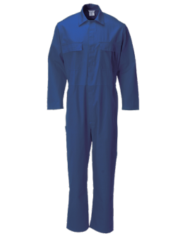 Combinaison anti-statique (ESD) bleu