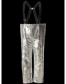 Pantalon Protection thermique gris aluminisé